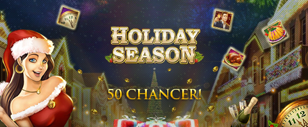 Få free spins til Holiday Season på Royal Casino