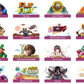 Simba Games Spil Screenshot