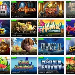 Kaiser Slots spil screenshot