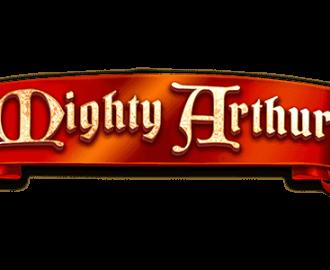 Hjælp Mighty Arthur med at trække sværdet – og gevinster – op ad stenen
