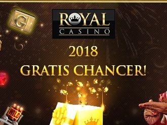 Klar til spændende Nytårs Bonanza på Royal Casino?