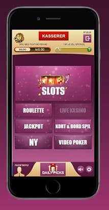 Simba Games casino app