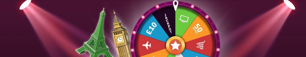 Simba Hjulet promo for Simba Games Casino