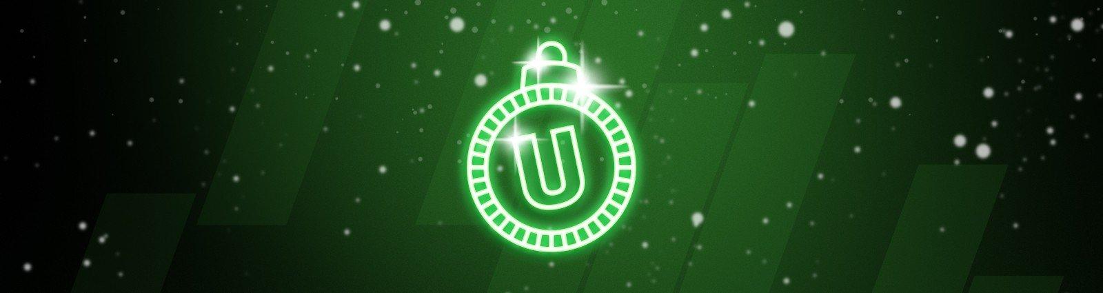 Juleaften bonus til dit spil juleaftensdag på Unibet