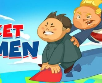 Trump vs. Kim – Prøv det nye casino slot Rocket Men