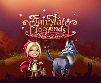 Fairytale Legends Red Riding Hood spilleautomat banner