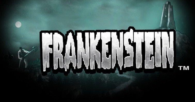 Frankenstein film baseret spilleautomater banner
