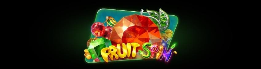 Vind din del af 100.000 kr. på den nye spilleautomat Fruit Spin