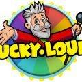 Lucky Louis Casino promo logo banner