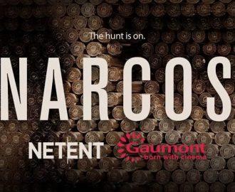 NetEnt skal udvikle ny Narcos spilleautomat