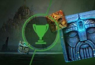 Vind 50.000 kr. på casinoturnering på den nye Asgardian Stones automat