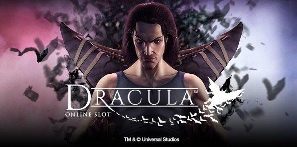 Dracula spilleautomat banner