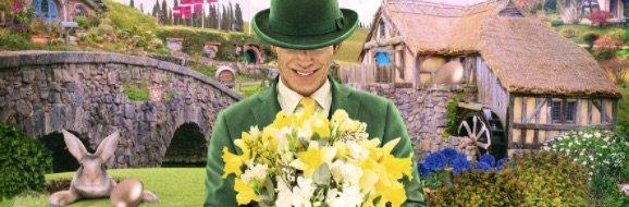 Mr Green påske kampagne