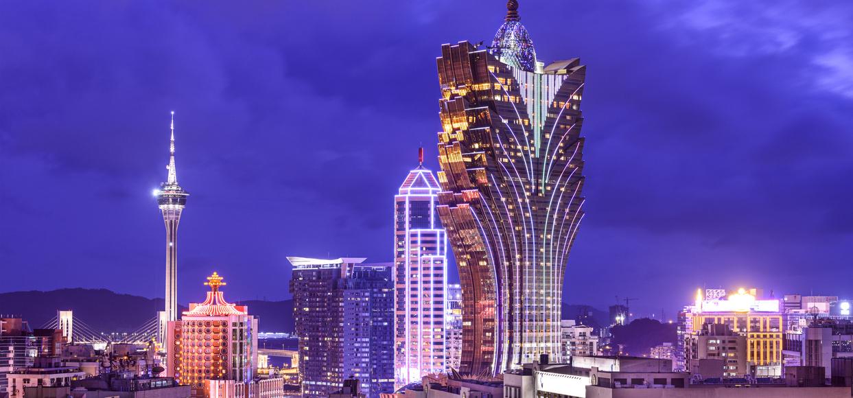 De absolut bedste spilledestinationer i verden Macau, Kina