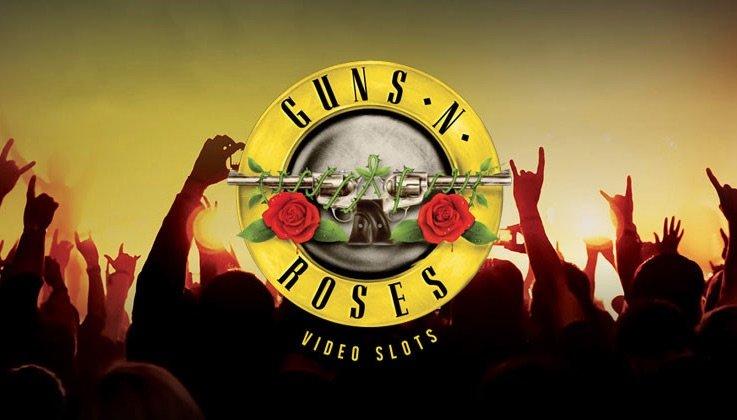 Guns n Roses spilleautomat
