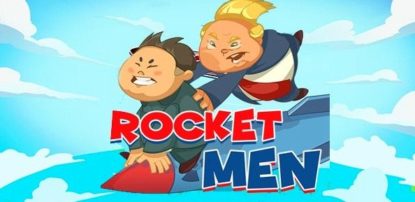 Red Tiger Gaming Rocket Men
