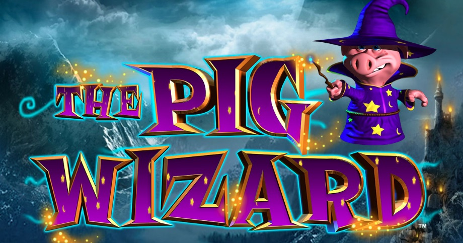 The Pig Wizard spilleautomat