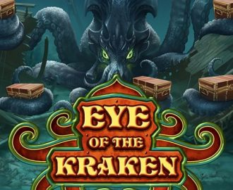 Eye of the Kraken spilleautomat logo