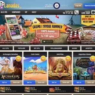Lanadas casino forside