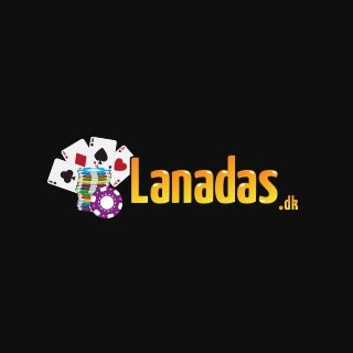 Lanadas casino logo i sort