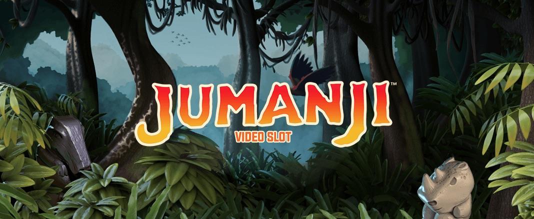 Jimanji spilleautomat banner