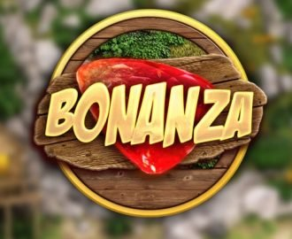 Bonanza spilleautomat logo