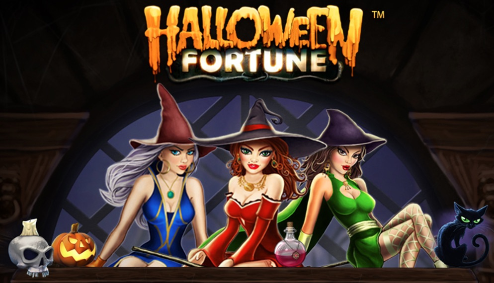 Halloween Fortune spilleautomat