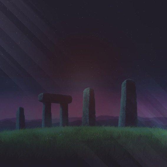 Sacred Stones sten og klipper