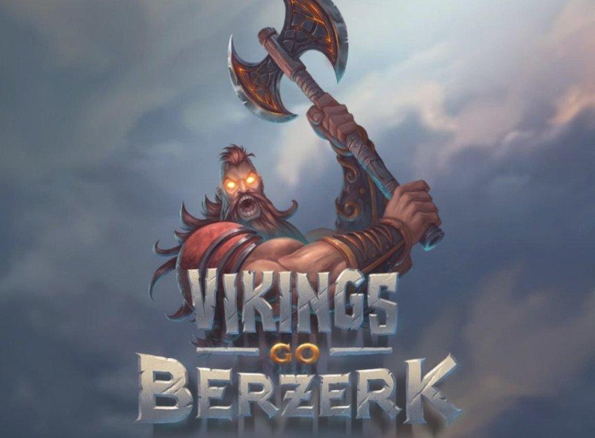 Viking fra Vikings Go Berzerk med økse