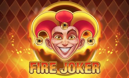 Fire Joker logo banner