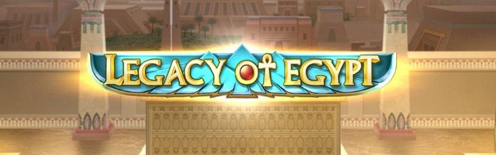 Legacy of Egypt spilleautomat på Casumo