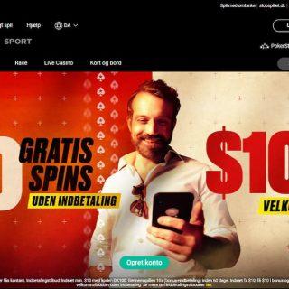 PokerStars Casino Velkomstbonus