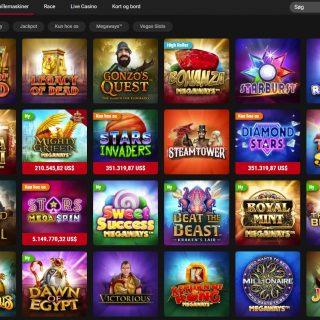 Pokerstars Spilleautomater