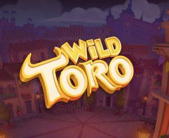 Wild Toro spilleautomat logo