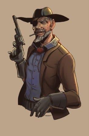 Cozino cowboy