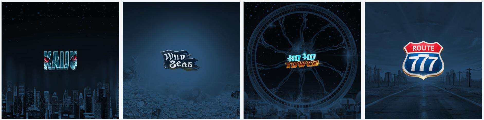 Elk Studios spilleautomater logo