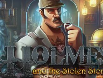 Holmes and the Stolen Stones Banner