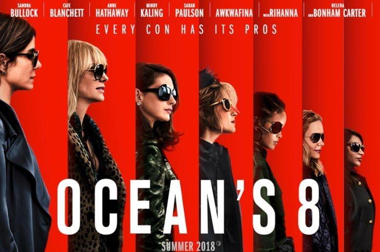 Ocean's 8 stjæler både diamanter og publikum