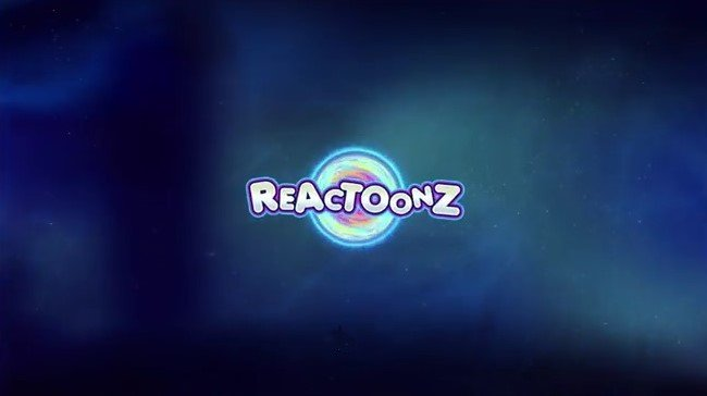 Reactoonz logo banner