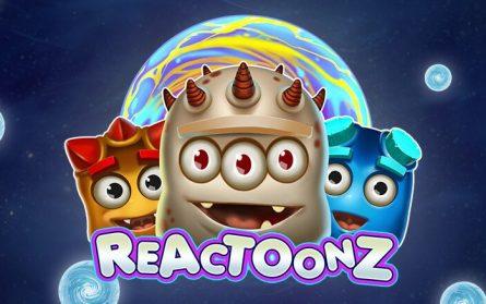 Reactoonz 3 aliens