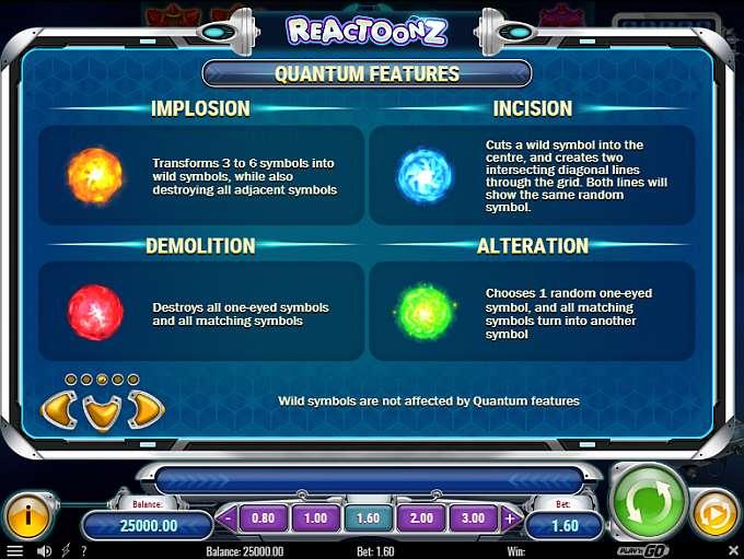 Reactoonz feature banner
