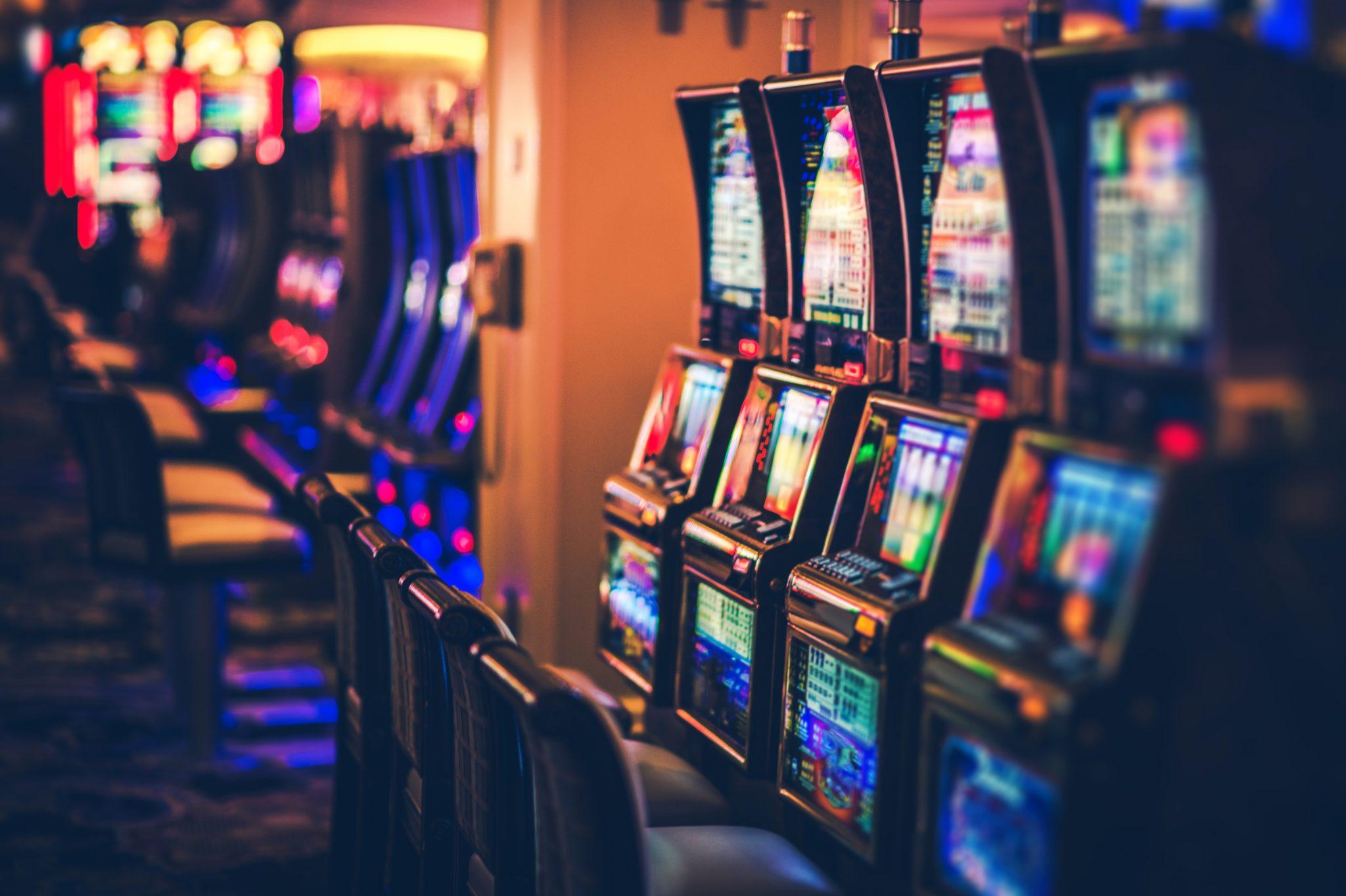 Spillemaskiner med Lys
