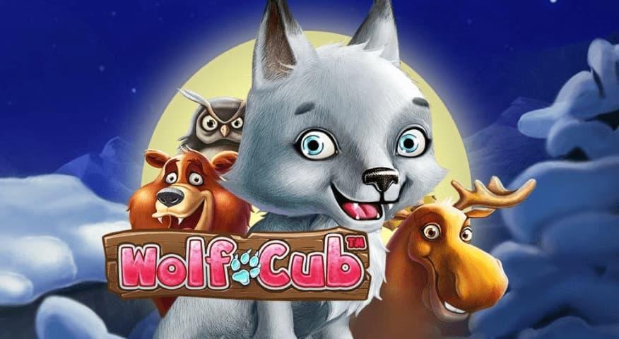 Wolf Cub spilleautomat