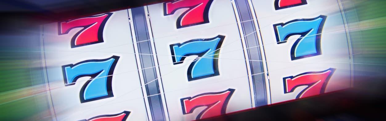 Symboler fra spilleautomat