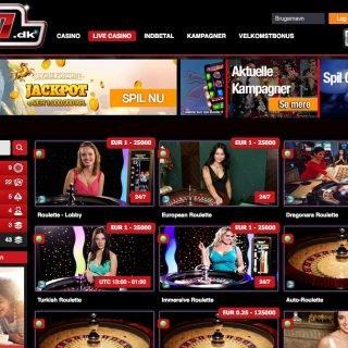 777 live casino spil
