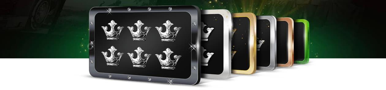 Bonusniveauer hos Casino Action VIP