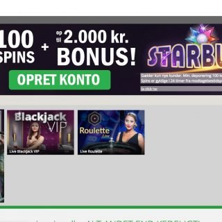 Casinosjov live casino