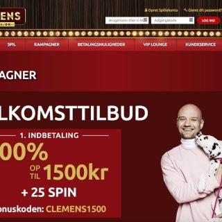 Clemens Spillehal kampagner