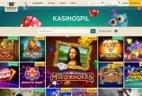 Udvalg af spilleautomater på DrueckGlueck Casino