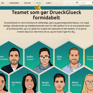 Drueckglueck animeret team